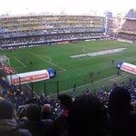 Panorámica de La Bombonera. Esto es Boca!! #JuegaBoca http://t.co/b3SG9gwlFD