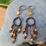 Chandelier earrings vintage chandelier earrings by JabberDuck http://t.co/i2ZkHNwaLC http://t.co/2NYhbEuixK