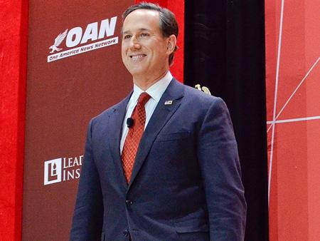 Bruce Jenner has a surprising new supporter: Rick Santorum