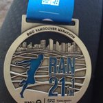 Great race - Finished!! And PRd!! @BMOVanMarathon #RunVan #naptime http://t.co/7qqCcVOE5V