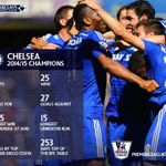 CHAMPIONS! The stats dont lie - @ChelseaFC have been the best team in the 2014/15 Barclays Premier League... http://t.co/hTfZXYXcB4