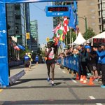 Daniel Kipkoech takes second and Canadas @KipKangogo in third! What a race http://t.co/whjABzdsPl