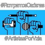 La libertad d expresión en Venezuela está condicionada a los intereses del Gobierno #RompamosCadenas #ArtistasPorVzla http://t.co/drVGgLTJZ0