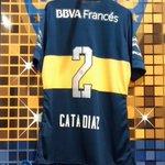 #Superclásico El vestuario ya está listo para recibir a #Boca. http://t.co/TTuEeEaaqx