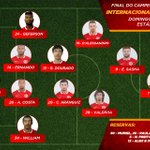 Equipe escalada! #VamoInter #CadaUmEOnze http://t.co/oyYt0YWogS