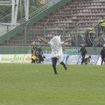 Los hinchas de #JuventudAntoniana recordaron el descenso de #CentralNorte durante la victoria frente a San Martin http://t.co/rgnwdrhcXp