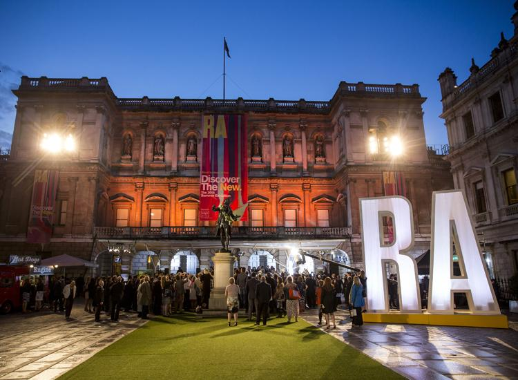 We're proud to be producing 4 nights of Courtyard Cinema at the RA @royalacademy This summer - films revealed 14 May! http://t.co/wOw01TmiPp