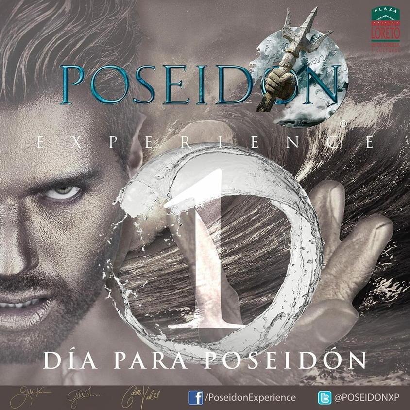 orville alvarado (@OrvillealvaradO): @PoseidonXP Mañana es el día en que los Dioses se mezclan con los mortales #SoyParteDePoseidón http://t.co/iHytAraYgy