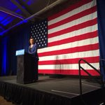 Huge standing ovation for @NancyPelosi by @NHDems at our annual dinner http://t.co/UVcTgJ7WxJ
