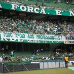 'Fora, Beto Richa' pedem 25 mil torcedores na final do Campeonato Paranaense. http://t.co/Gb0KvKG7a3 http://t.co/PaqGIykc01