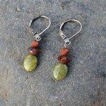 Bohemian earrings Boho earrings brown earrings boho by JabberDuck http://t.co/TkutxHlox0 http://t.co/NMVG0CYUeJ