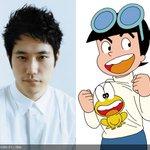 [エンタメ]「ど根性ガエル」が初の実写化!松山ケンイチが30歳になったひろし役 http://t.co/rSYN9wHDoT http://t.co/6pDrQa0xpW