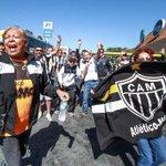 A Massa faz a festa no Sul de Minas e comemora o título do Campeonato Mineiro 2015! É CAMpeããããoooo, #Galo! #GaloxCal http://t.co/vcqOPgr4n4