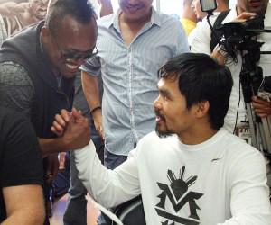 Didn't win but I'm still proud of this guy. Inspiration to everyone.  #proudpinoy #MayPac http://t.co/A2upMSDqIC