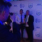 Golden Boot is up next, which this season has been won by 14-goal striker @nahkiwells #htafcannualawards (DTS) http://t.co/HfaYUtZoMy