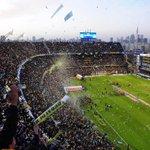 #Superclasico El partido en la Bombonera paraliza al país. Boca y River empatan 0-0 en 9 del ST. http://t.co/Rm9nF8LZEL