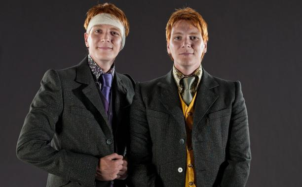 ICYMI: J.K. Rowling apologized for killing Fred Weasley, hit us in the feels:
