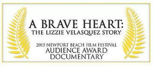 Congrats to  @ABraveHeartFilm and  @littlelizziev on  winning the  #nbff audience  award for  a #documentary! http://t.co/dXVrWN5Gau