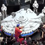 RT @CNET: Lego celebrates May the Fourth with worlds biggest Lego Millennium Falcon http://t.co/7N5pbU0Oed http://t.co/V9c7D457kX