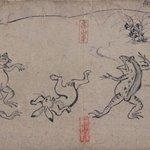 【画像】東京国立博物館で開催中の「鳥獣戯画展」、見どころは? http://t.co/i8xK0Bpn94 http://t.co/TJLMnQ0uHB