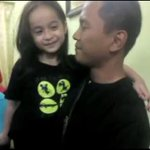 """Instead of saying """"be strong"""", """"be there"""" for them. thumbs up to Beto. May Allah grand you strength my little girl. 😘 http://t.co/0iDlbiqnbq"""