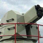 Оросын АК-630 гэдэг автомат буу. Усан онгоцонд ойртон ирж буй пуужин, онгоцыг устгана. 1 минутад 10000 сум шүршинэ http://t.co/oXbhzBT7fN