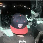 At serang timur ( east revoult 2015) wearing @Zerotwofivefour hat! http://t.co/QMHpsSDrXI