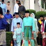 Etika kerja Sultan Nazrin sama seperti almarhum ayahanda baginda - Tan Sri Zahidi http://t.co/GCrTD0qily http://t.co/esp9GDhKa2