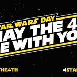 May the 4th be with you! #StarWarsDay #GMAMayThe4th http://t.co/JrisCmcHMN