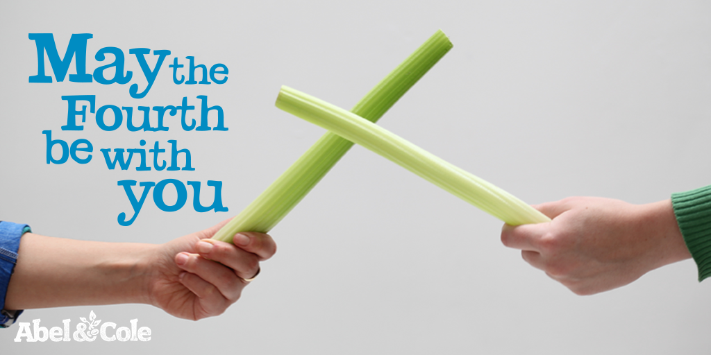 May the fourth be with you. http://t.co/OnmAcuiExK