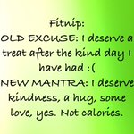 The comfort that comfort food gives, lasts just 3 minutes. Kindness and a hug lasts way, way longer! http://t.co/0SD3JIhzoi