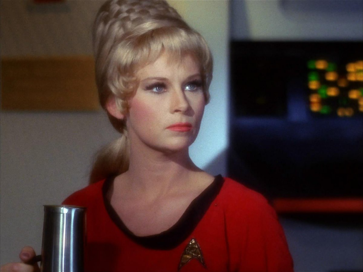 RIP Grace Lee Whitney, Yeoman Rand in Star Trek, who has passed away at the age of 85. http://t.co/lNEfJhoYgk