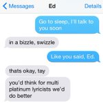 Never not rhyming with @edsheeran http://t.co/BL3E0kGI7i