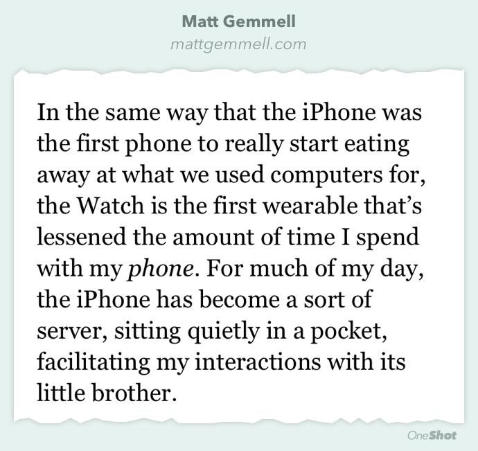 Distractions (great post by @mattgemmell) http://t.co/FRrbszusnK http://t.co/TZjOdbSzoH