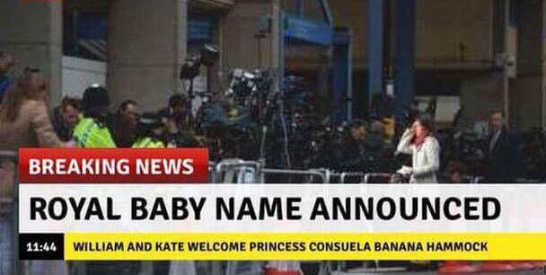 EXCITING NEWS #RoyalBaby http://t.co/jo2bz50HY7