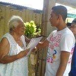 Promotoria solidaria e Intendencia de la propiedad entregan titulos a familias del distrito 3 de Managua #cronicatn8 http://t.co/bs2iSjUNjH