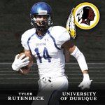 Congratulations @RudyJustDoIt and good luck with your next team the Washington Redskins! UD is extremely proud! http://t.co/PrybKLl2cn