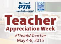 Happy #TeacherAppreciationWeek to all educators! #Teaching is a gift. Thank you for blessing others with it! http://t.co/X6s3QdHuBD