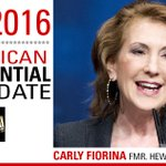 Breaking News: Former HP CEO @CarlyFiorina announced she is seeking the Republican nomination for president in 2016. http://t.co/QMW5QTuE2Y