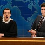 SNL's Ruth Bader Ginsburg is a trash-talking, dancing machine http://t.co/9SReaZ1ncx http://t.co/KjFzLo1Dxl