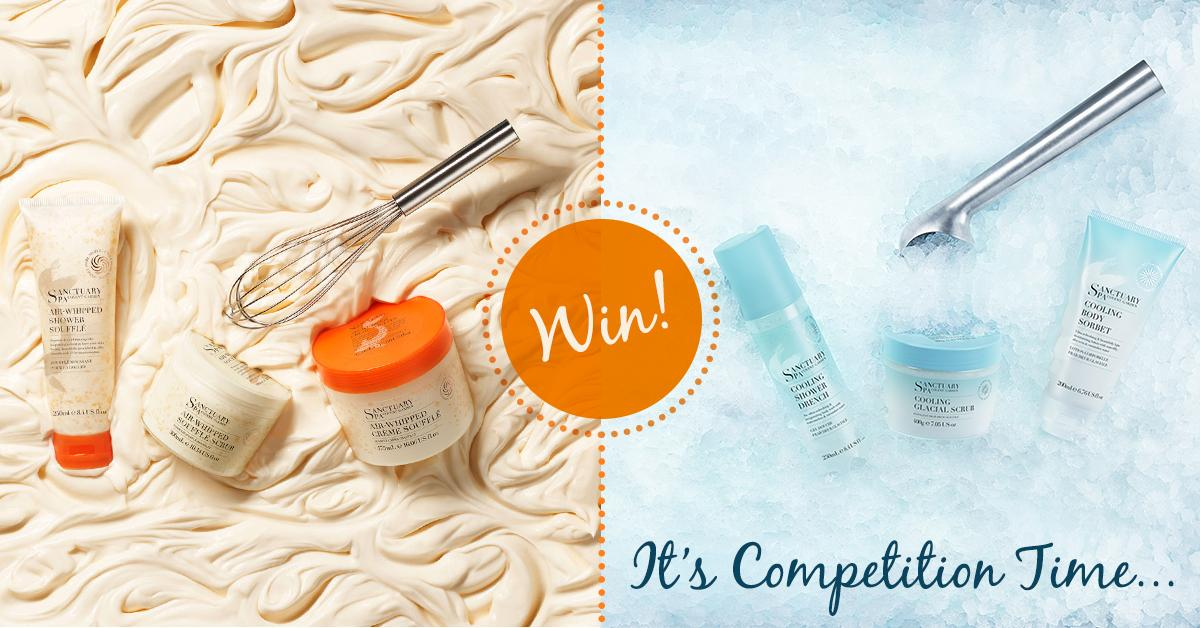 We're giving away @sanctuaryspa's new #foodie-inspired line! @ reply us with #TeamMango or #TeamLemon to enter http://t.co/h3zZUnbLap