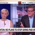 MSNBC Mocks Bill Clintons Gotta Pay Our Bills Defense of Making $500k for a Speech http://t.co/VzEPilCzTf http://t.co/aPjwe2hfoM