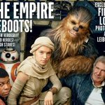 .@annieleibovitz has a treat for your #StarWarsDay http://t.co/33RUJ0Bjkr via @YahooMovies #MayThe4thBeWithYou http://t.co/s93H4l9GFA