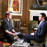 Sat down with @DavidMuir DavidMuir to talk skin cancer, life, love and claws. Airs May 6 on @WNTonight and @GMA May 7
