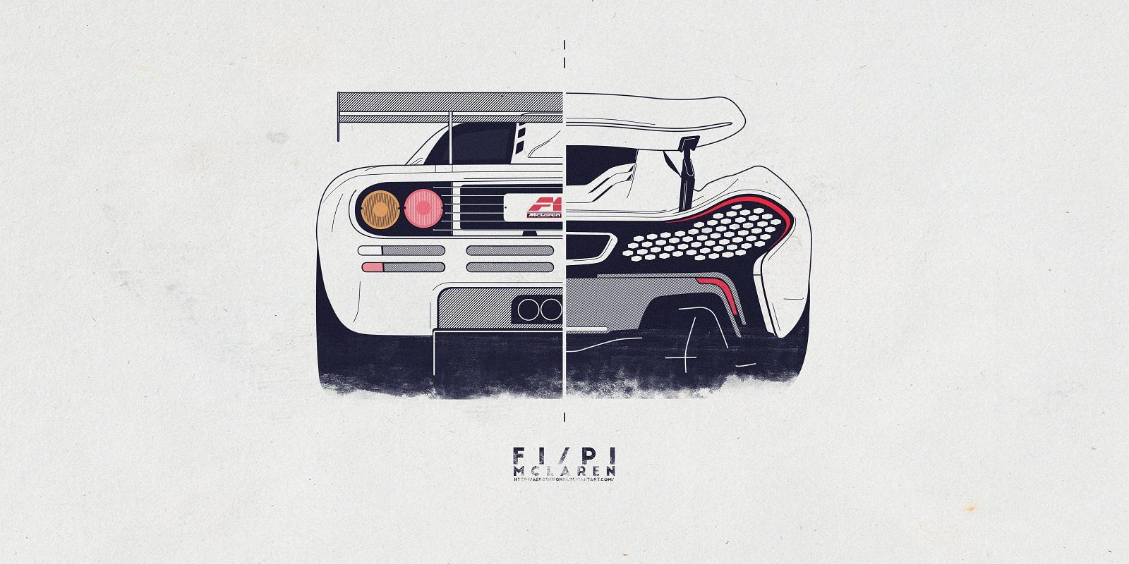 #McLarenMonday By Aero Design /dA http://t.co/Ip4EUeCihz
