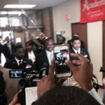 .@RealBenCarson entering Dr. Ben Carson High School in #Detroit. Hes scheduled to make his #POTUS announcement today http://t.co/sBBs2YbUTI