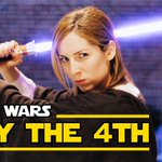 New video! | Breakfast with a Jedi https://t.co/H5wE0o2079 May the 4th be with you! #StarWarsDay http://t.co/LS6OYnbQFl