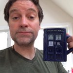 May the Fourth be with you...the Fourth #DoctorWho that is. Now for a TARDIS of tea! #morningface http://t.co/dCFR6sApLI