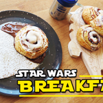 New Cooking Video - Princess Leia Cinnamon Roll Pancake https://t.co/7gJX9Jz3nL #MayThe4thBeWithYou #Starwars http://t.co/m2uDUrM1a5