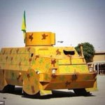 ICYMI: Some of the vehicles Kurds deployed against ISIS back in Sept http://t.co/5NlSqix45o via @DailyMailUK http://t.co/ic7xsPVDsV